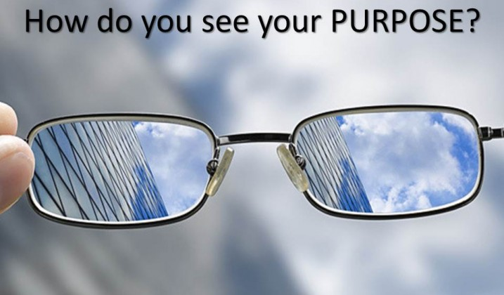 4 How do you see your PURPOSE - theme